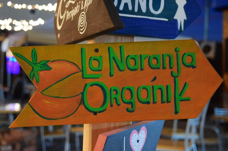 La Naranja Organik