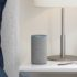 Light_Gray_Echo_Nightstand by Amazon