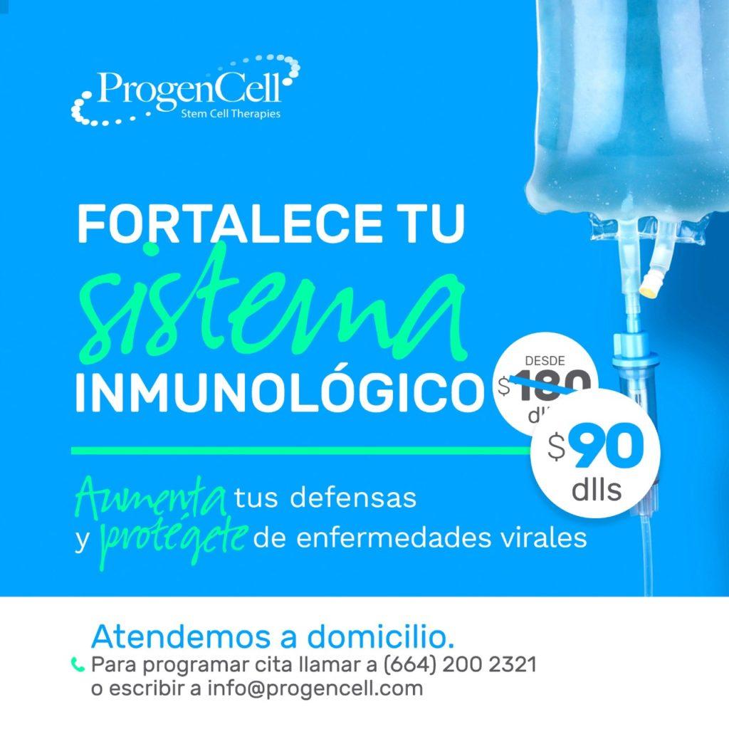 Fortalece sistema inmunologico