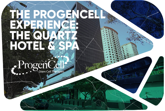 The ProgenCell Experience: The Quartz Hotel & Spa