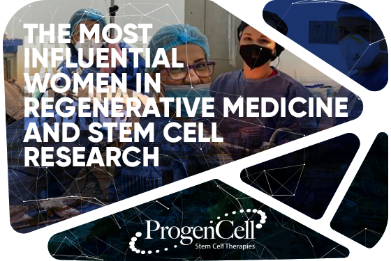 Most influential women in Regenerative Medicine and Stem Cell Research