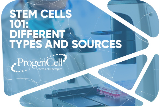 Different types of stem cell therapy